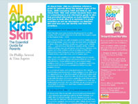 All About Kid's Skin